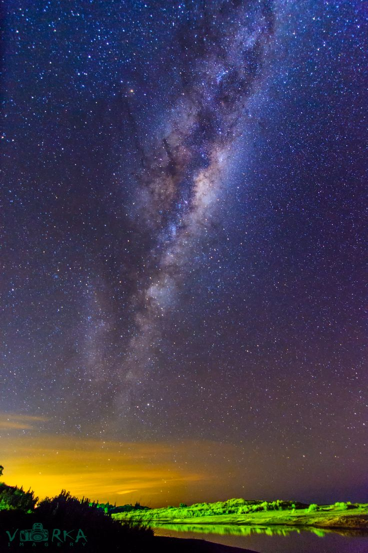 Milky Way - Apollo Bay, Australia
