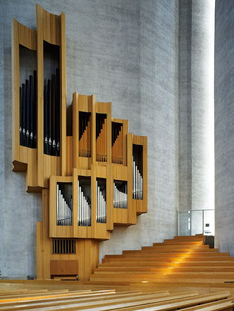 Reima Pietilä, Kaleva Church. Tampere, Finland (1964)