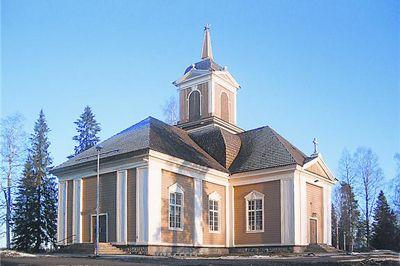 Ylikiimingin kirkko