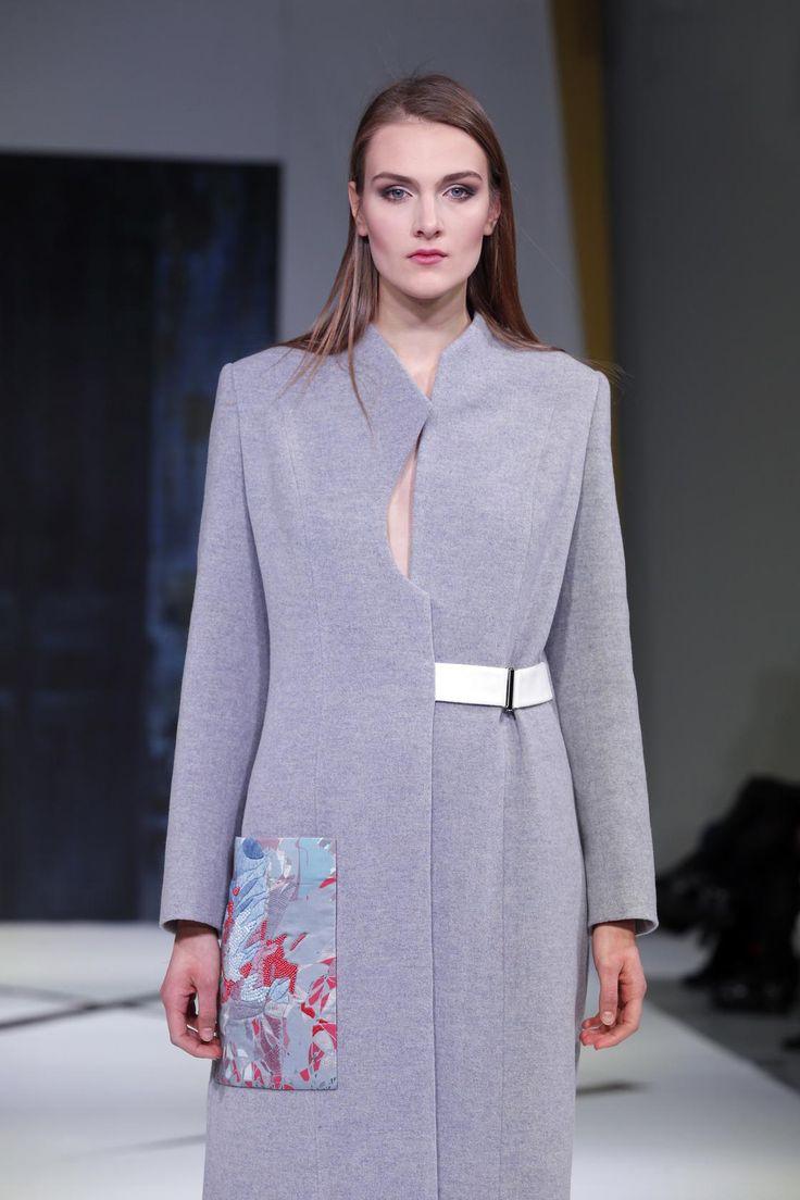 #Magdalena Popiel #New Look Design Refresh #coat #płaszcz