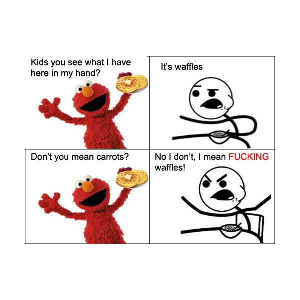 The Best of Cereal Guy ❤ liked on Polyvore featuring funny, cereal guy, pictures, random, funny pics, quotes, phrase, saying and text