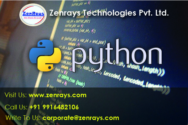 Best #Python Training Institutes in #Bangalore, #Gurgaon & #Delhi with 100 Placement. Click for more http://www.zenrays.com/    #RepublicDay