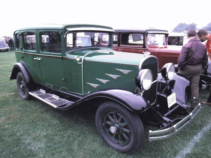 1930 Chrysler Royal Model 77 4-Door Sedan | Antique and Classic Cars | Pinterest | Sedans Chrysler models and Mopar