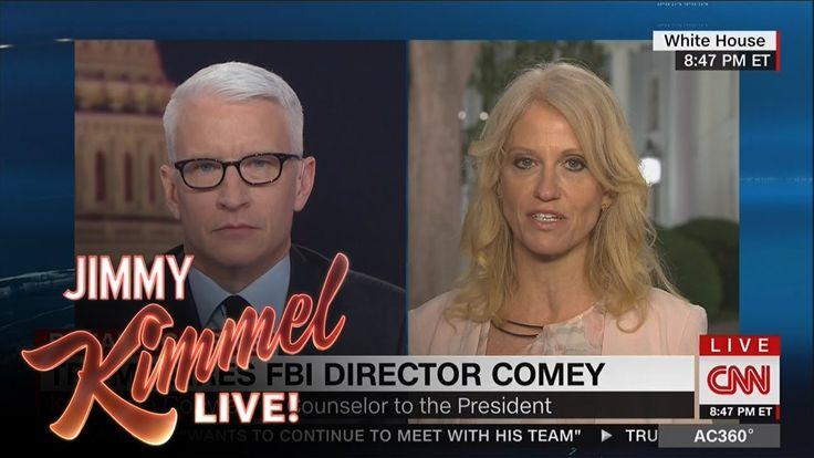 Jimmy Kimmel on James Comey, Sean Spicer & Vladimir Putin