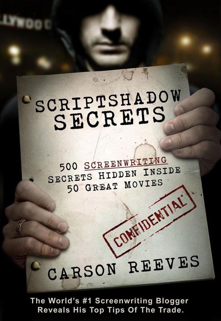 Scriptshadow Secrets - Book Release Week! - ScriptShadow ~*~*~*~ Act breakdown~*~*~*~*~