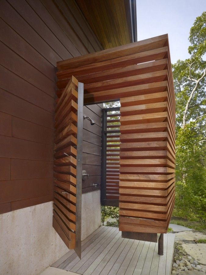 Guest House U2013 Chilmark   Charles Rose Architects