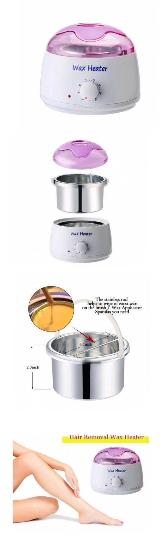 Professional Waxing Warmers: Makartt Wax Warmer Electric Hair Removal Wax Melting Pot Free Shipping -> BUY IT NOW ONLY: $36.99 on eBay!