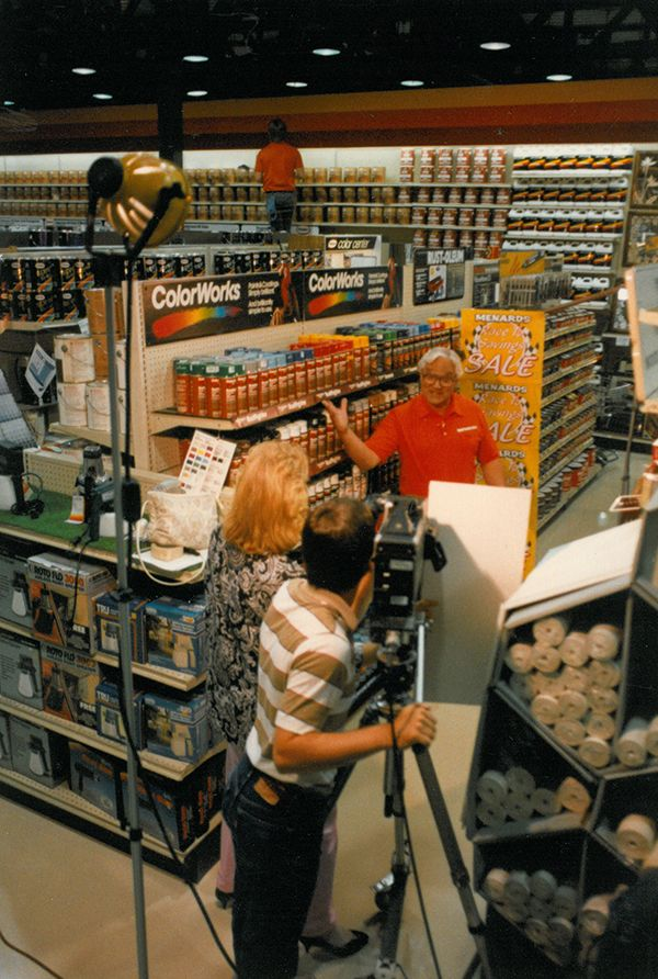 1000 images about vintage menards on pinterest giant spider the