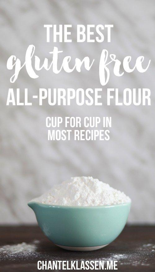 how to make gluten free all purpose flour