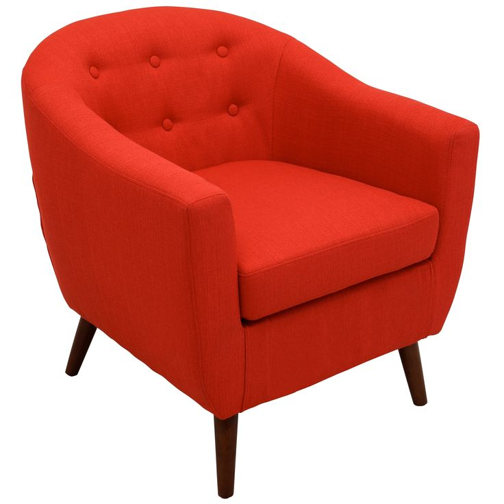 Best 25+ Red accent chair ideas on Pinterest | Red accent ...