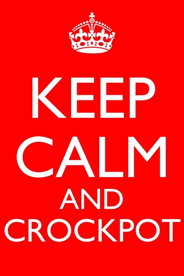 Crockpot!