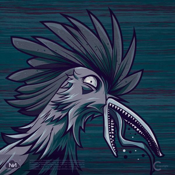 Scream! by Javier Gonzales Pérez, via Behance Scream y