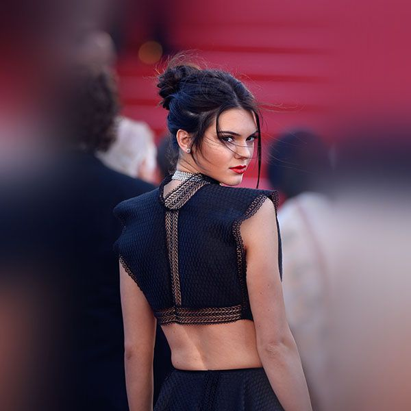 Papers.co wallpapers - hl97-kendall-jenner-red-celebrity - http://papers.co/hl97-kendall-jenner-red-celebrity/ - beauty