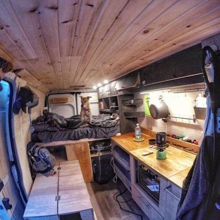 596 Best Camper Van Ideas Images On Pinterest