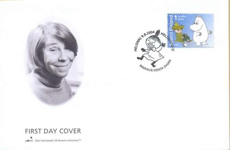 Lets Talk Stamps: Finland - 90th Anniversary of Tove Jansson