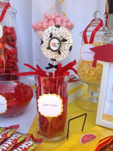 79 best graduation party ideas images on pinterest grad for High end event ideas