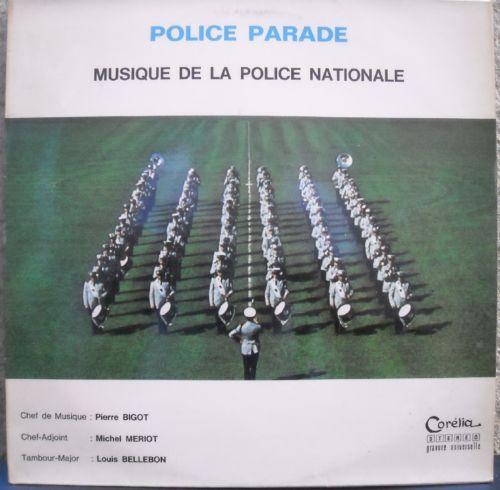 MUSIQUE-MILITAIRE-POLICE-PARADE-par-POLICE-NATIONALE-Dedicace-PORT-A-PRIX-COUTAN