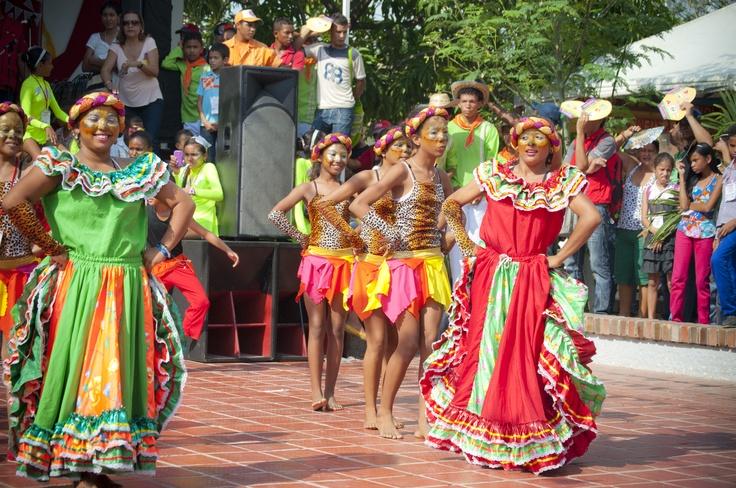 Baile y color