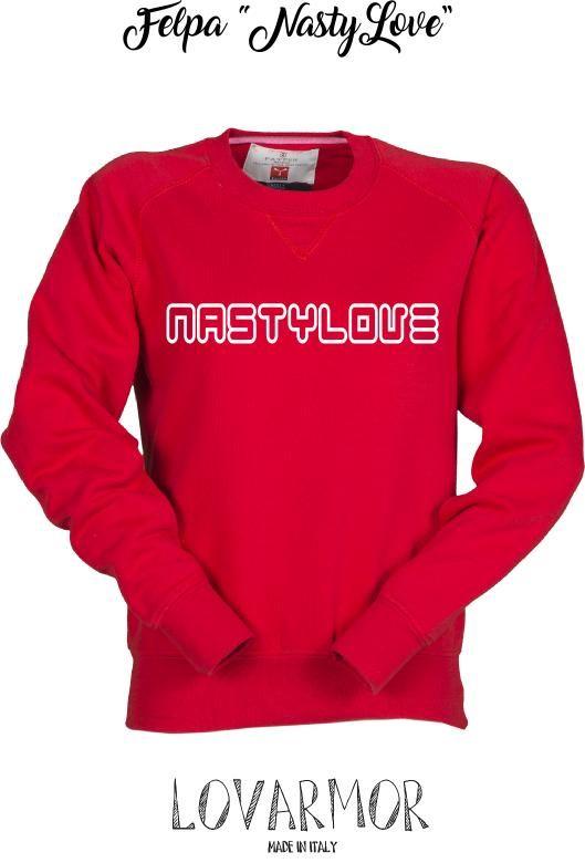 Felpa Nasty Love #nastylove