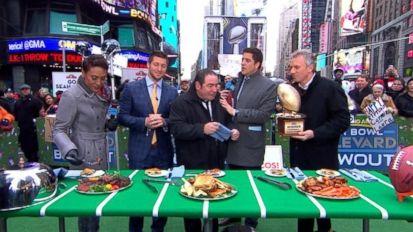Dry Rub Chicken Wings Recipe | Joe Montana | Recipe - ABC News