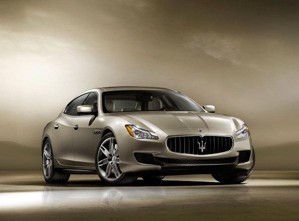 Maserati Quattraporte... 100-150 k euro...