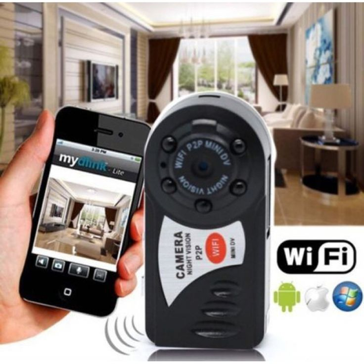 Are you looking for a portable, durable and reliable camera to record life moments of your life? This HD 1080P WiFi Remote Camera with Night Vision is an ideal device for you. Adopting high-class material and advanced technology, this camera can record high-quality image, voice and video clips. In addition, it is convenient for you to take this camera wherever you go owing to its compact and pocket-sized design. Fine workmanship makes it slim and smooth. Keep wonderful life starts from this…
