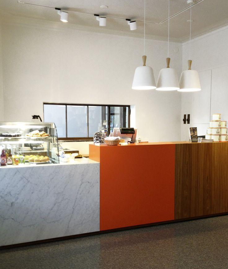 Serlachius Museum Cafe, Design Office Koko3