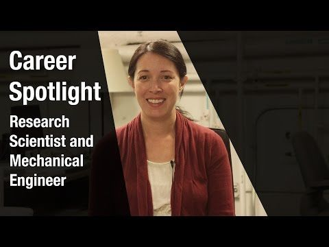 Career Spotlight: Research Scientist and Mechanical Engineer Meet Dr. Vi Rapp. She is a research scientist at Lawrence Berkeley National Laboratory. She has a Ph.D. in mechanical engineering and focuses her research on improving combustion and combustion systems. As part of her job she is working on designing a cleaner, more efficient cookstove. By: QUEST Science.