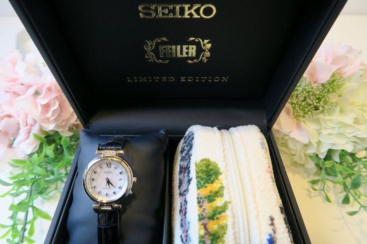 #SEIKO #EXCELINE #SWCW105 #FEILER