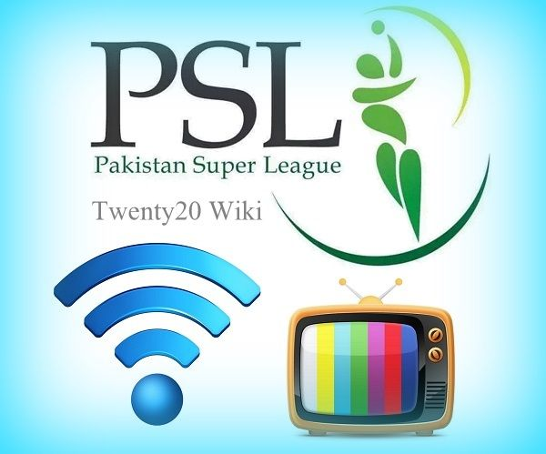 Where to watch live streaming, telecast of Pakistan Super League 2017.. #PSL2017 #PSLT20 #cricket