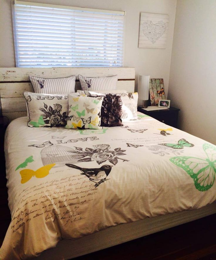 The whimsical Elise quilt cover. Get yours at www.lorrainelea.com