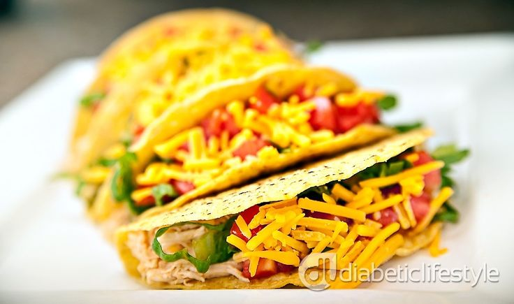 100 best diabetes friendly recipes images on pinterest entree easy quick dinner diabetic recipe for chicken tacos includes all nutritional information so that people with type 1 diabetes or type 2 diabetes can make forumfinder Gallery
