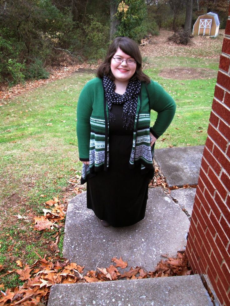 Unique Geek Plus Size OOTD: Sweater Cardigan Weather #plussize #plussizefashion #fashion #ootd #fall #churchoutfits #outfits