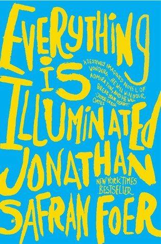 Everything Is Illuminated by Jonathan Safran Foer. Set in  Trochenbrod, Odessa, Lviv, Ukraine.
