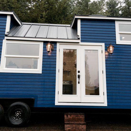 Large Luxury tiny house!