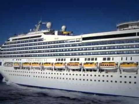 cruisejournal.de #Cruise #Costa Fortuna #Transatlantik #Kreuzfahrt