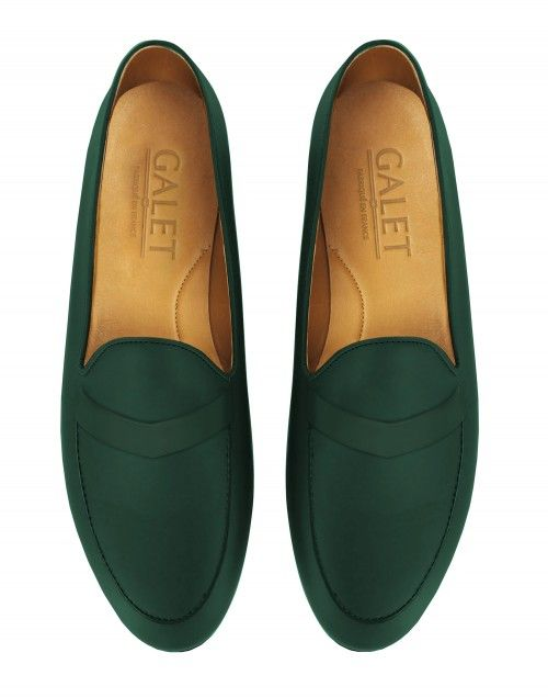 GALET PENNY LOAFERS NOW AVAILABLE ONLINE ON AMBASSADE-EXCELLENCE ESHOP! #MadeInFrance