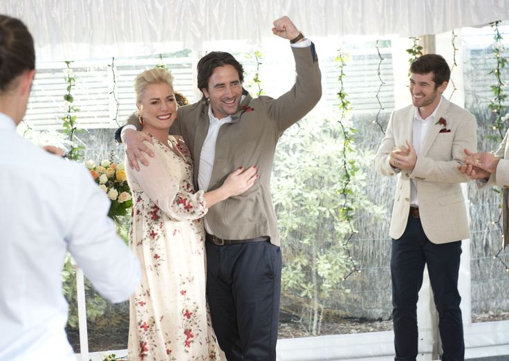 Neighbours Double Wedding Joy! Hereu0027s Your First Look