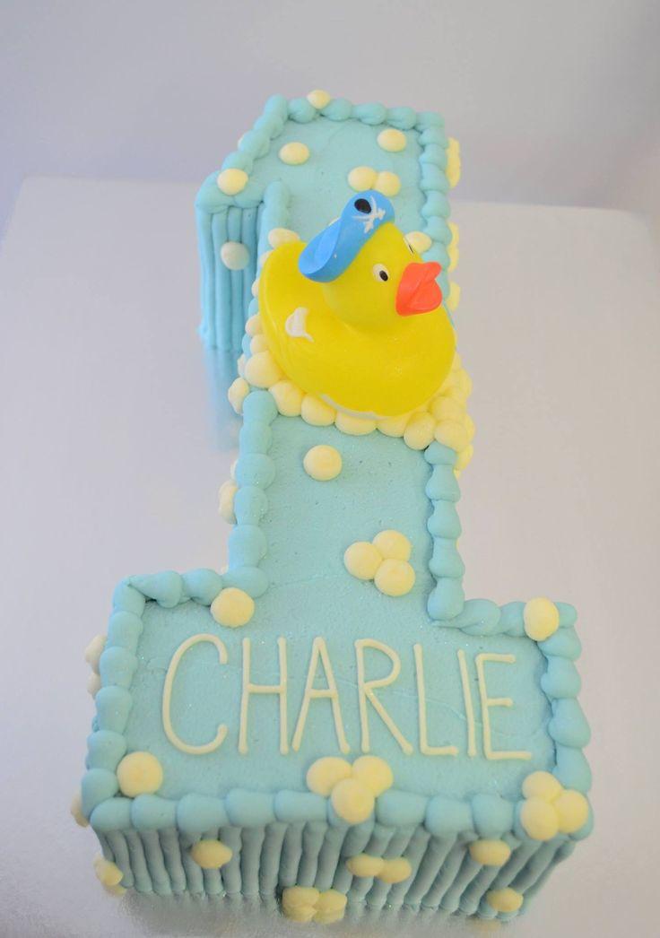 Birthday Cake Shaped In
