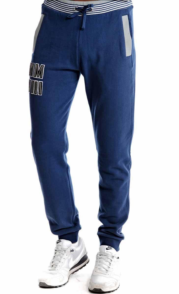 Mavango Sports Blue Sweat Pants | Mavango Fashion eStore