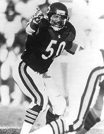 One Of The Hardest Hitters In The NFL - Mike Singletary!