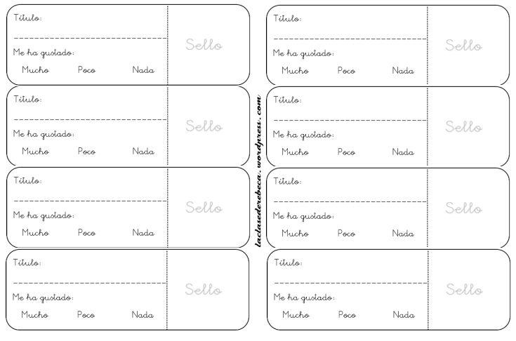 Pasaporte eduación, lengua, primaria, laclasederebeca.wordpress.com
