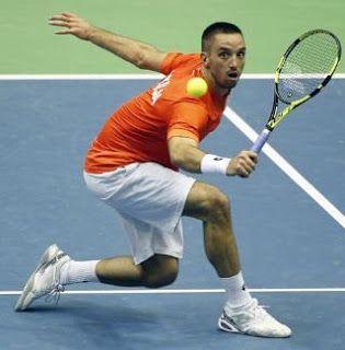 Blog Esportivo do Suíço:  Viktor Troicki classifica a Sérvia para às quartas da Copa Davis