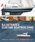 TRAWLER YACHT 48, trawlers, passagemakers, live-aboard, Bruce Roberts, steel boat kits, boat plans, steel kits