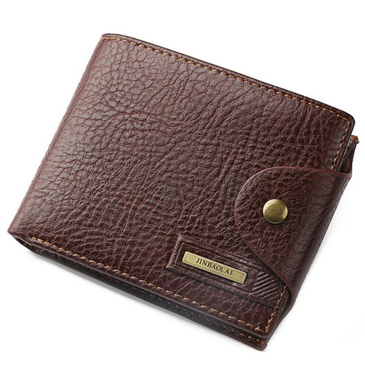 Wallets Leather Billfold Purse Credit ID Card Holder Men Bifold WalletDeep discounts on over 300 products that enhance your life from day to day! Items for men and women of all ages, also teenagers. Take a look at our #jewelry #handbags #outerwear #electronicaccessories #watches #umbrellas #gpspettracker  #Manmadediamomds #pendants #gifts