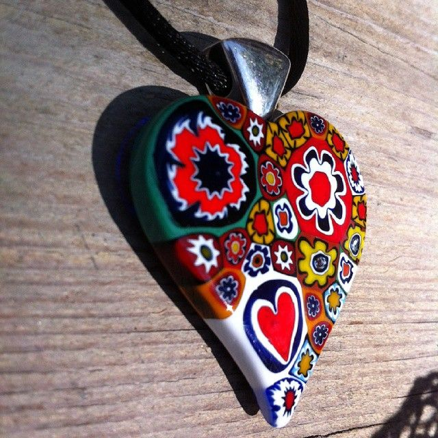 Queen of Hearts #yourmurano #murano #muranoglass