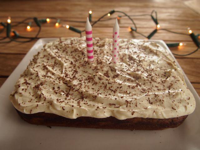 Paleo Granny Cake I