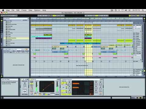 Ableton live..... integrates everything in one !