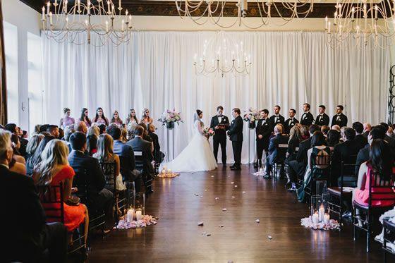 Elegant Drapery At Indoor Ceremony: 111 Best Images About Elegant Wedding Ideas On Pinterest