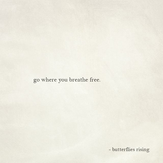 Go where you breathe free | Freedom quotes, Bio quotes, Free ...